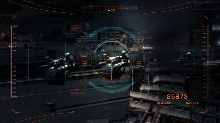 Armored Core 5 - E3 trailer bevezetőkép