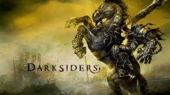 Darksiders 2 Deathinitive Edition - megkaptuk a PS4-es változat borítóját kép