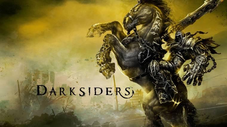 Darksiders 2 Deathinitive Edition - megkaptuk a PS4-es változat borítóját bevezetőkép