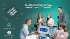 Ingyenes élményinformatika kurzus indul az ELTE Informatikai Karán kép