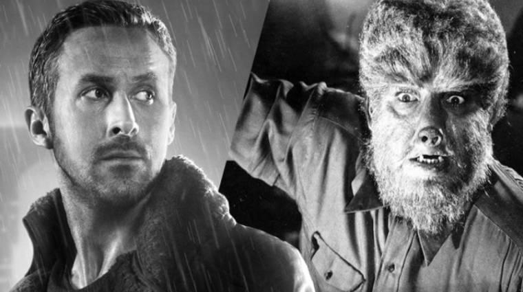 Ryan Goslinggal készül el az új Farkasember film kép