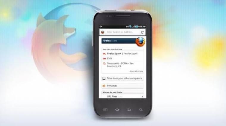 Lesz Flash az androidos Firefoxban kép