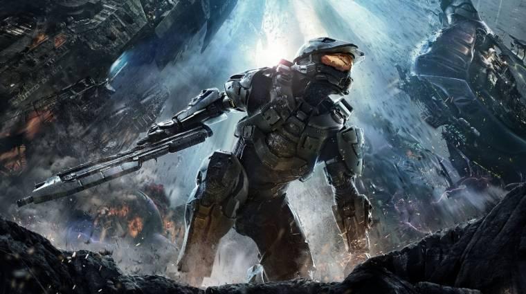 Az év legjobb nyitását produkálta a Halo 4 bevezetőkép