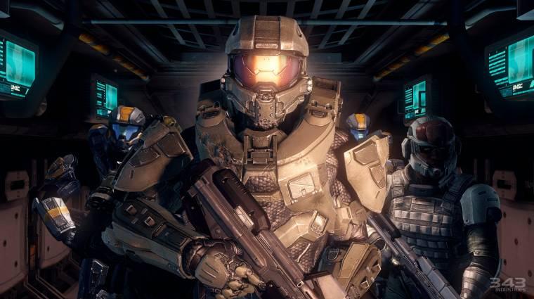 Valami máson is dolgoznak a Halo 4 fejlesztői bevezetőkép