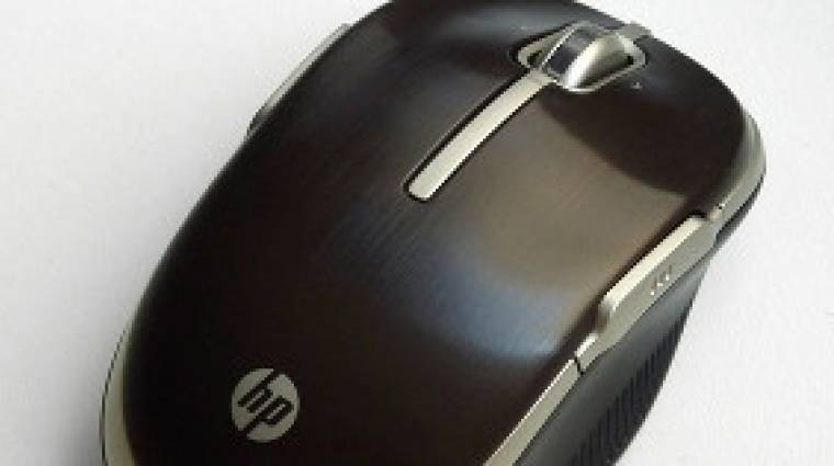HP Wi-Fi egér teszt kép