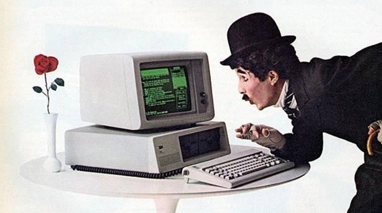 35 éve jelent meg az első PC bevezetőkép