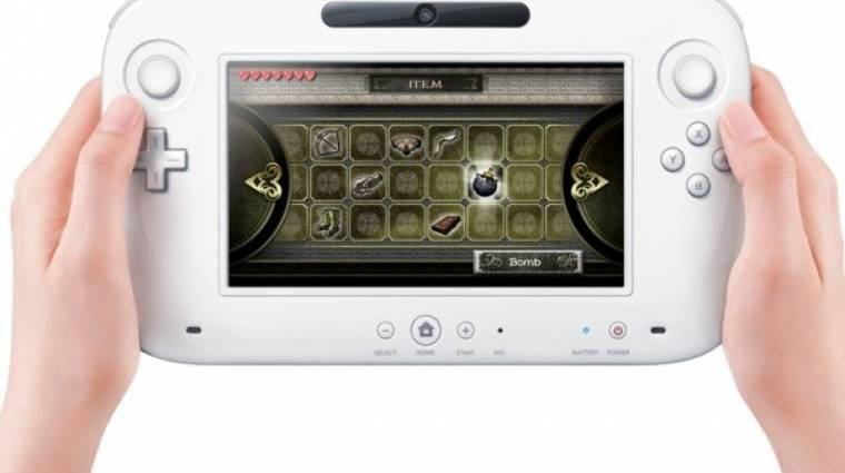 Ez lenne az új Wii U kontroller? bevezetőkép