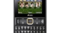 Újabb QWERTY-s alapmobil a Samsungtól kép