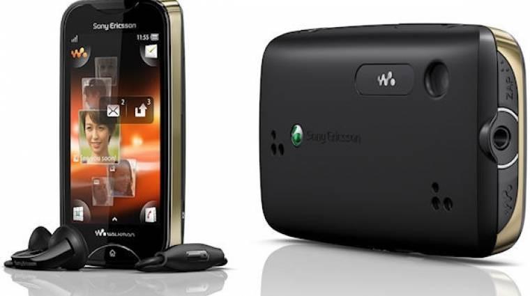 A fiatalokkal szemezget a Sony Ericsson kép