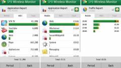 Forgalmi statisztika Symbianra is kép