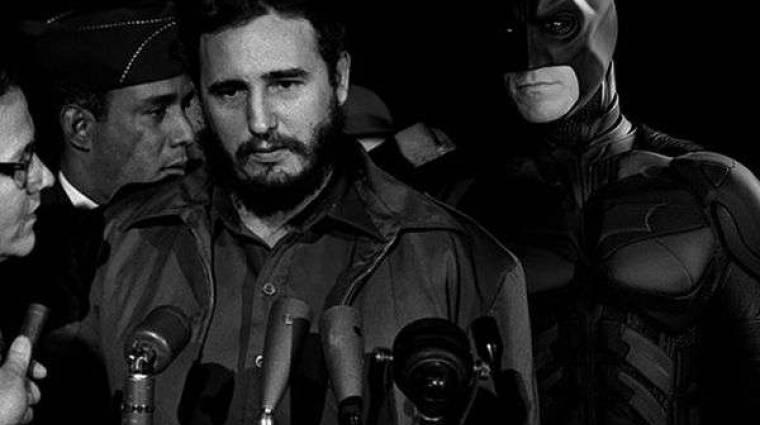 Történelmi szuperhősök Photoshoppal kép