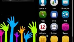 Videón a Symbian Belle kép