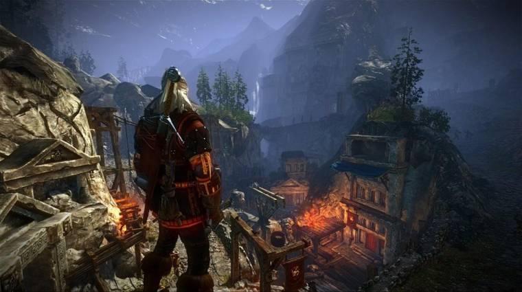 The Witcher 2: Assassins of Kings - ingyenes az Xbox konzolokon bevezetőkép