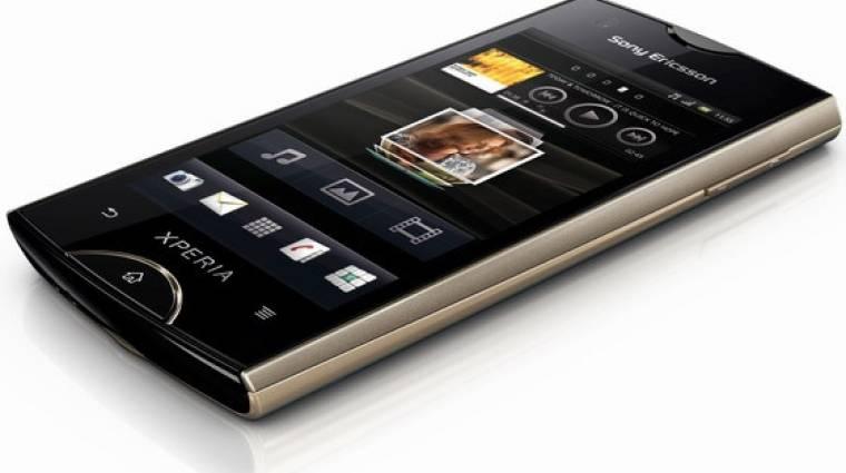 Alfa verziójú Android 4.0 három XPERIA telefonra kép