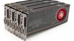 Nincs több Radeon HD 6970, 6950 és GeForce GTX 590 kép