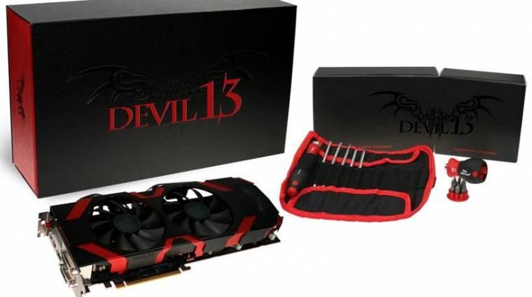 Devil 13 HD6970 a PowerColortől kép