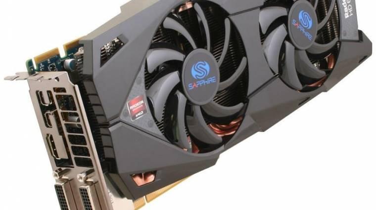 Újabb Radeon HD 6970 a Sapphire-től kép