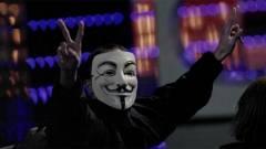 Célkeresztben az egyház - a Vatikánt is megtámadta az Anonymous kép
