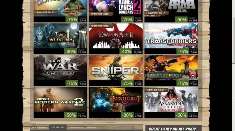 Steam Summer Camp: Day 4 Sale bevezetőkép