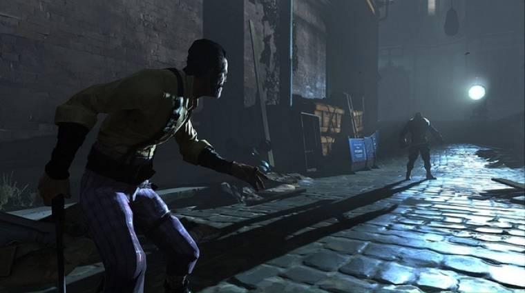 Dishonored - E3-as gameplay bevezetőkép