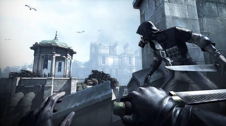 Dishonored - valami hasonló készül bevezetőkép