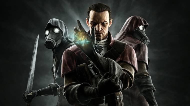 Nem várható új Dishonored játék a közeljövőben bevezetőkép