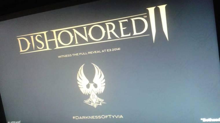 Dishonored 2 - bejelentés az E3-on? bevezetőkép