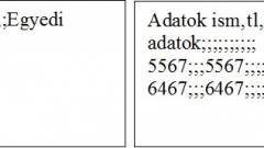 Excel-kisokos - Adatok kezelése kép