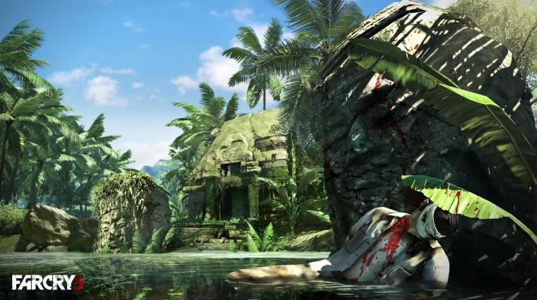 Far Cry 3 - Még nem biztos a DirectX 11 bevezetőkép