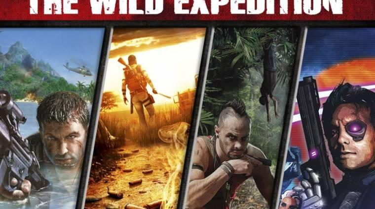 Far Cry: The Wild Expedition - megjelenési dátum, ár  bevezetőkép