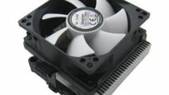 Gelid Siberian: belépőkategóriás CPU-hűtő kép