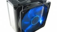 GX-7-es CPU-hűtő játékosoknak, a Gelidtől kép