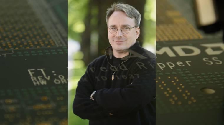 Már a Linux atyja is elhagyta az Intelt az AMD-ért kép