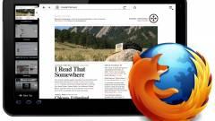 Mozilla tabletet gyárt a Foxconn kép