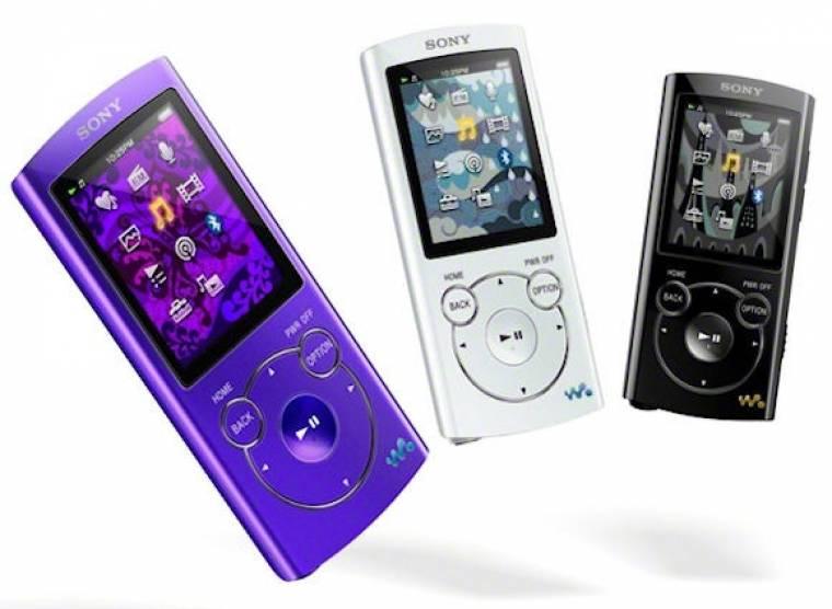 Sony Walkman NWZ-S760BT