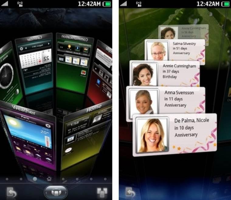SPB Shell 3D for Symbian