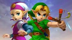 The Legend of Zelda: Ocarina of Time - már játszható az Unreal Engine-nel készült remake kép