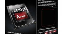 Négy erős és megfizethető APU az AMD-től kép