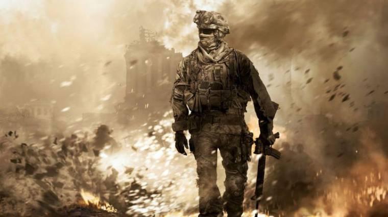 Xbox One-ra költözött a Call of Duty: Modern Warfare 2 bevezetőkép