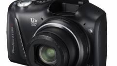 Csúcsvékony Canon fényképezőgépek, Full HD videó kép