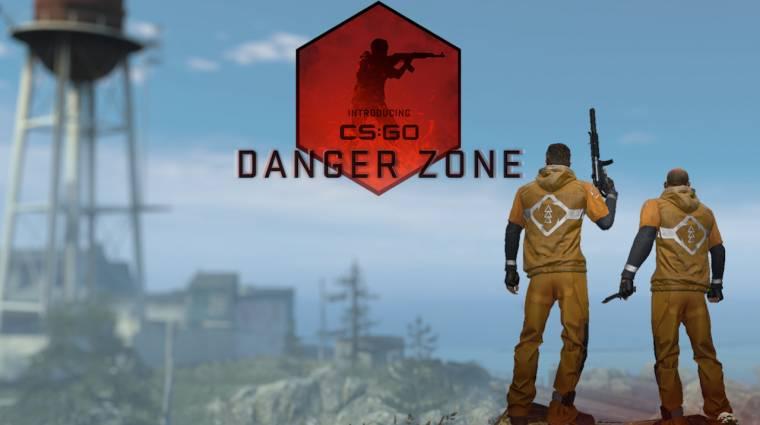 Ingyenes lett és battle royale módot kap a Counter-Strike: Global Offensive bevezetőkép