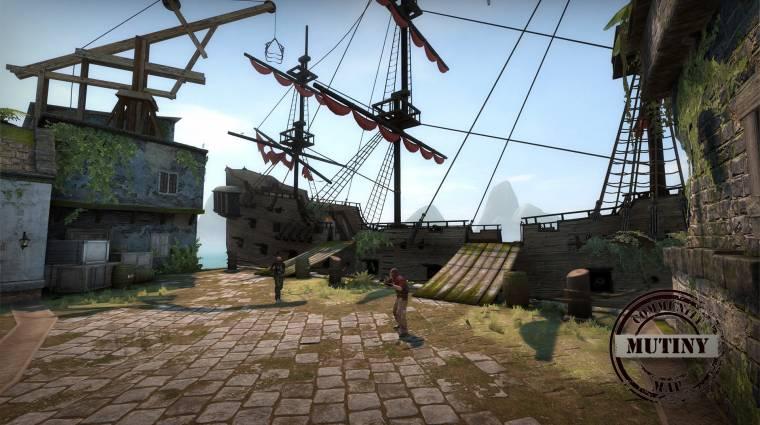 Két újabb rajongói pályával bővült a Counter-Strike: Global Offensive bevezetőkép