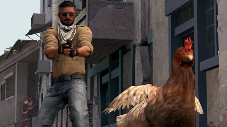 A nap híre: szebb lett a csirke a CS:GO-ban! bevezetőkép