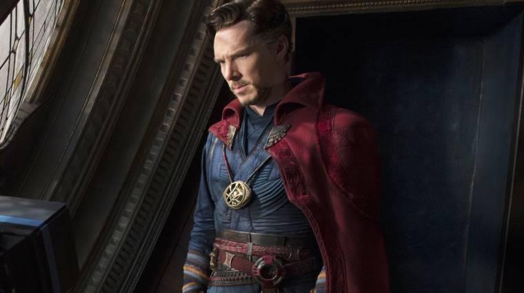 Napi büntetés: Doctor Strange legnagyobb ellenfele a Photoshop mágus bevezetőkép