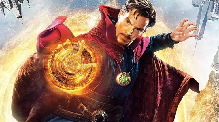 Rendező nélkül maradt a Doctor Strange in the Multiverse of Madness kép