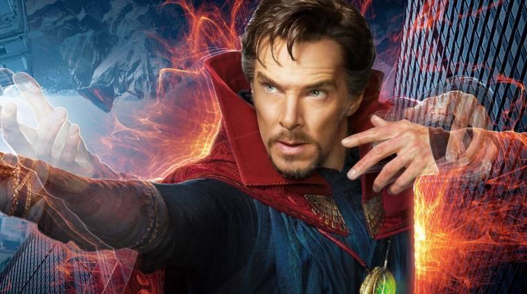 Játssz és nyerj velünk Doctor Strange cuccokat! (Lezárva) kép