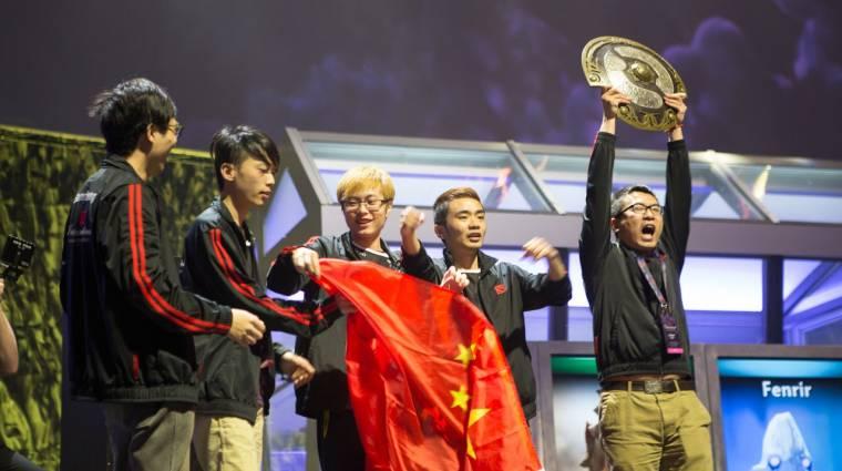 Szavazz: szerinted ki nyeri a Dota 2 világbajnokságot? bevezetőkép