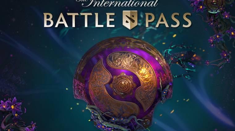 Dota 2 - megjött az idei Battle Pass, és jobban fogy, mint bármelyik korábbi bevezetőkép