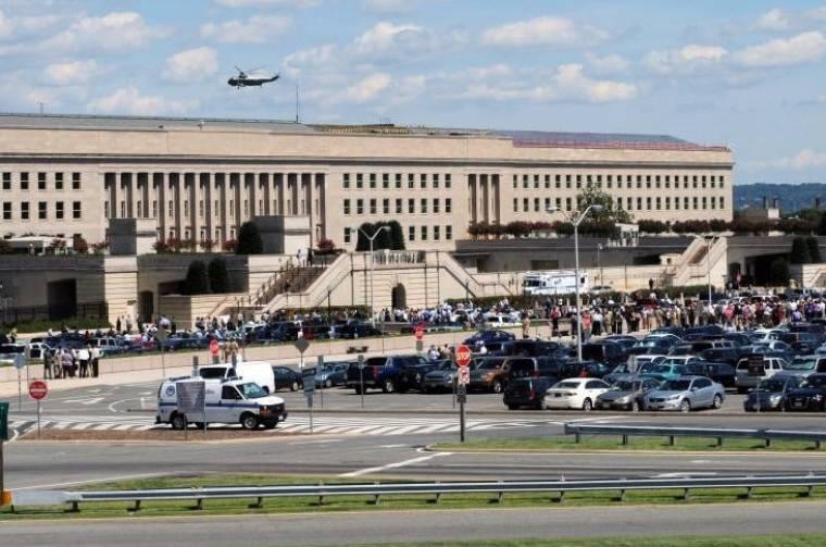 földrengés a Pentagonnál