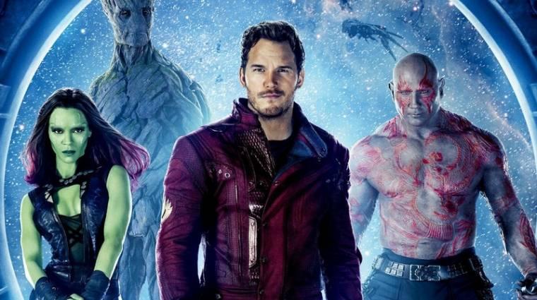 A galaxis őrzői 3 - James Gunn forgatókönyvét méltatta Chris Pratt bevezetőkép